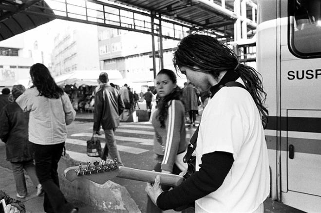 Laura _ Transeuntes Praça Rui Barbosa 2